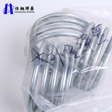 New Style suspension steel wire electric gas spring