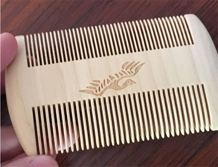 Natural Fragrant Wooden Hair Growth Massage Comb