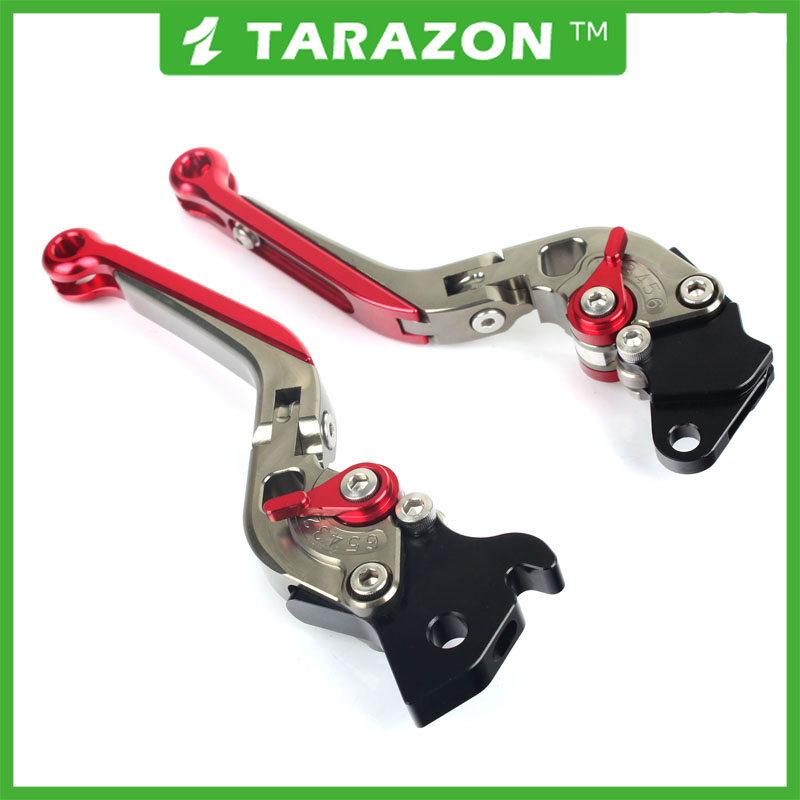 CNC Milling Aluminum Alloy Motorcycle Brake Clutch Levers For Scooter VESPA PX 125