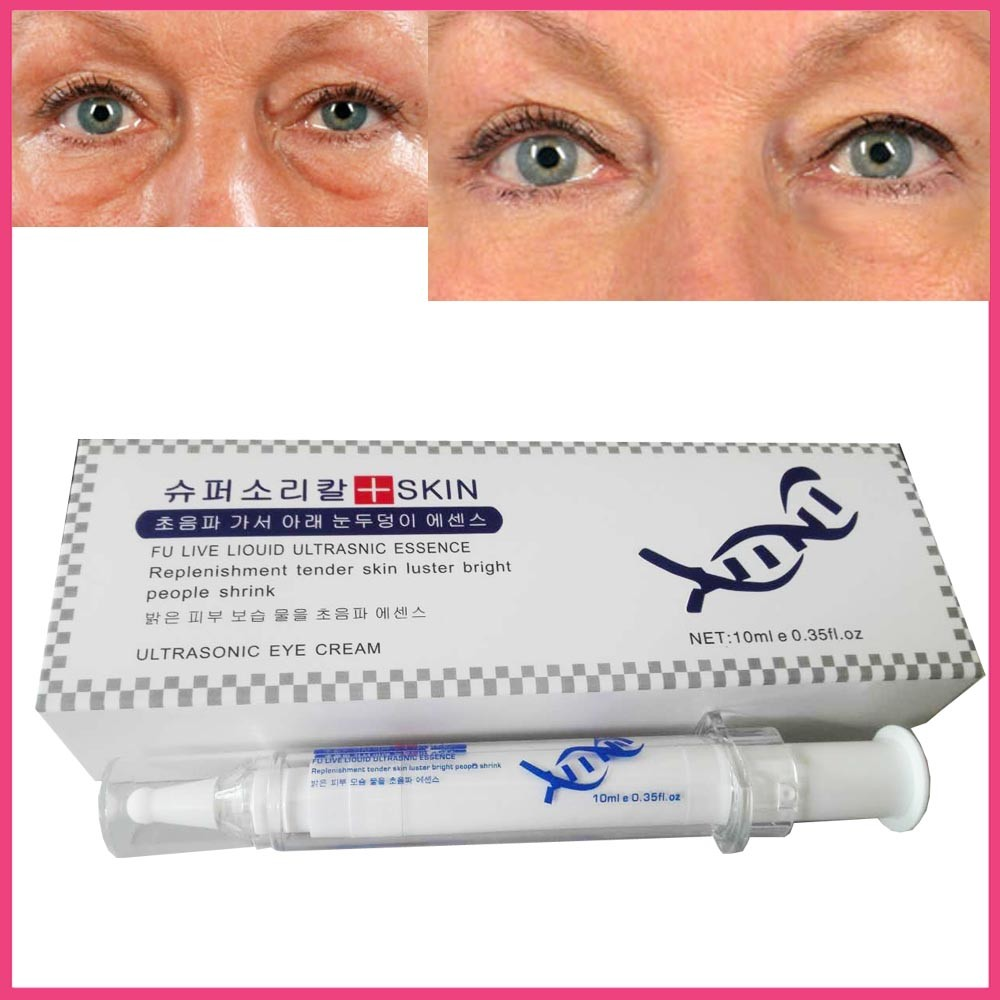 Instantly 1 Minutes skin tightening eye bag removal Anti wrinkle cream
