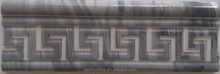 Factory Supply Popular Style Different Pattern Ceramic Tile borders