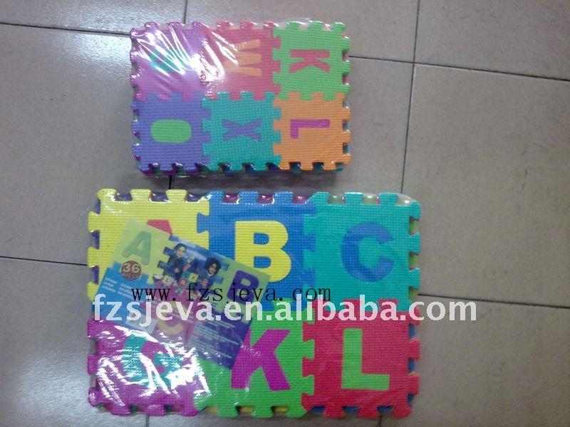 Eva tappetini puzzle, tappeti puzzle per bambini-Problema ...