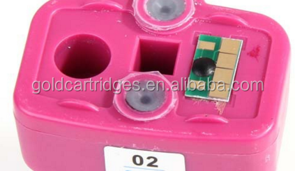 High-Yield Ink Cartridge For HP 02