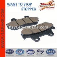 High performance brake pad dirt bike china