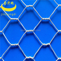 hexagonal wire netting/cheap price electro galvanized chicken coop hexagonal wire mesh