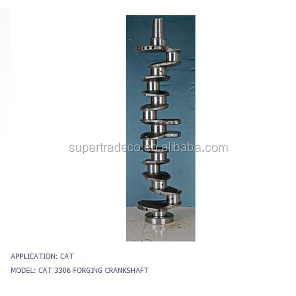 FORGING CRANKSHAFT USED FOR CAT MODEL CAT 3306