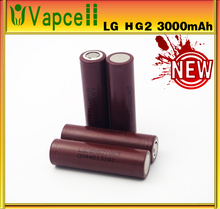 Chem LGDBHG2 18650 3000Mah 3.6V Rechargeable Battery LG 18650 HG2