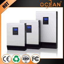 High Efficiency Off Grid Tie Low Frequency Pure Sine Wave 3Kw Inverter Power Jack
