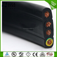 neoprene rubber elevator cable