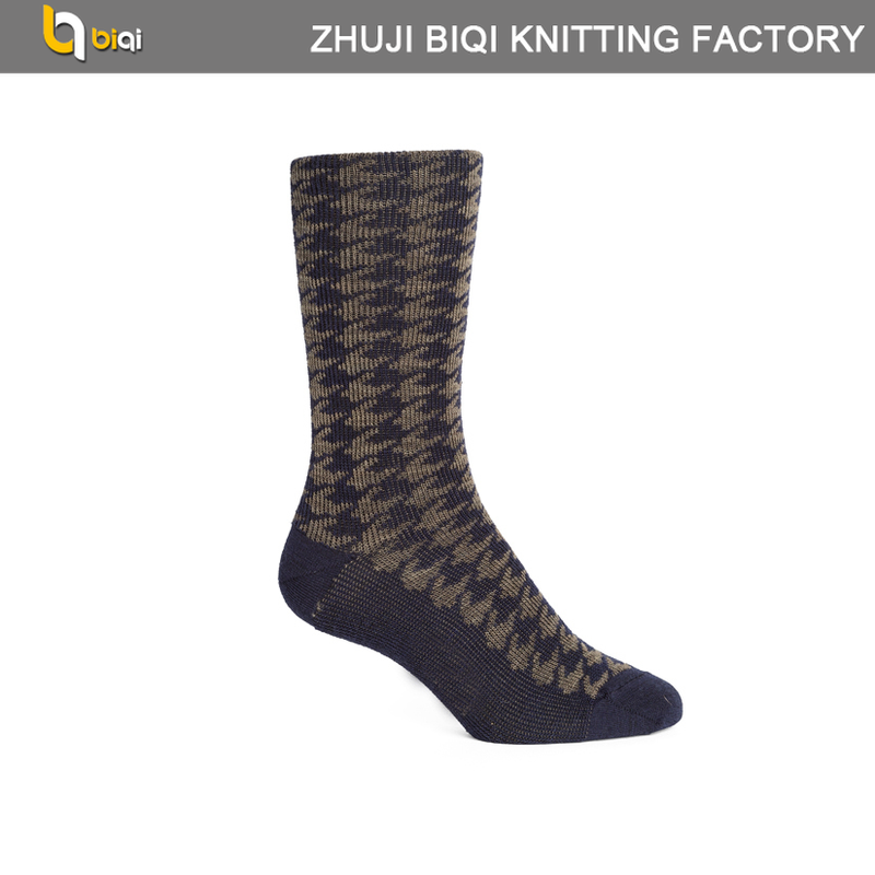 BQ-0874-A 100 wool socks wool socks merino half wool sock