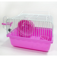 Hot sale perfect service hamster castle cages