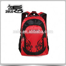 top quality red trekking golf bag travel cover