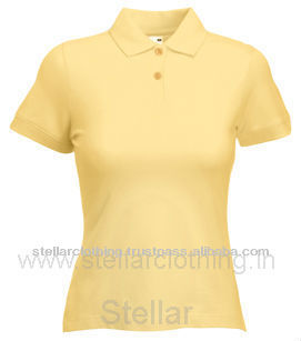 Women's Promotion Polo tshirt
