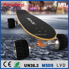 2016 new arrival M3 four wheels off road electric skateboard for sale