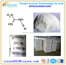 dye auxiliaries n-cyanoguanidine, dicyandiamide in chemicals, dicyandiamide dcda 99.5% price