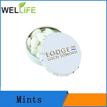 Mints Packing Tin Box, Mints Tin Box With square shape