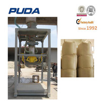 1000kg Bag Rice Filling And Packing