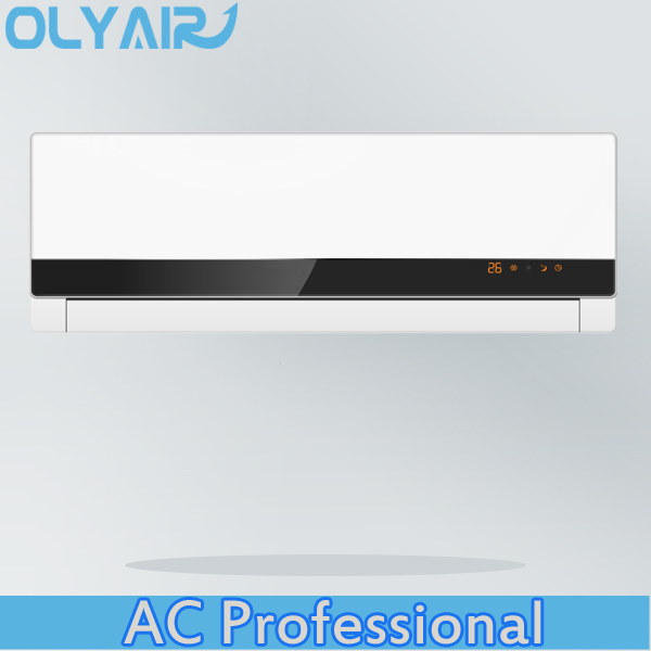 split type air conditioning with R410a gas