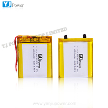 Top Quality Brand China Manufacturer 603035 600mAh Lithium Polymer Battery 3.7V Battery Pack