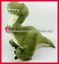 green dinosaur Plush Stuffed Toys