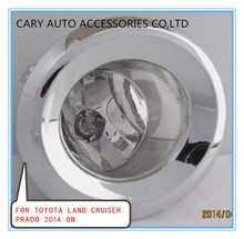 Auto fog light for TOYOTA LAND CRUISER PRADO 2014 ON 2015 newest