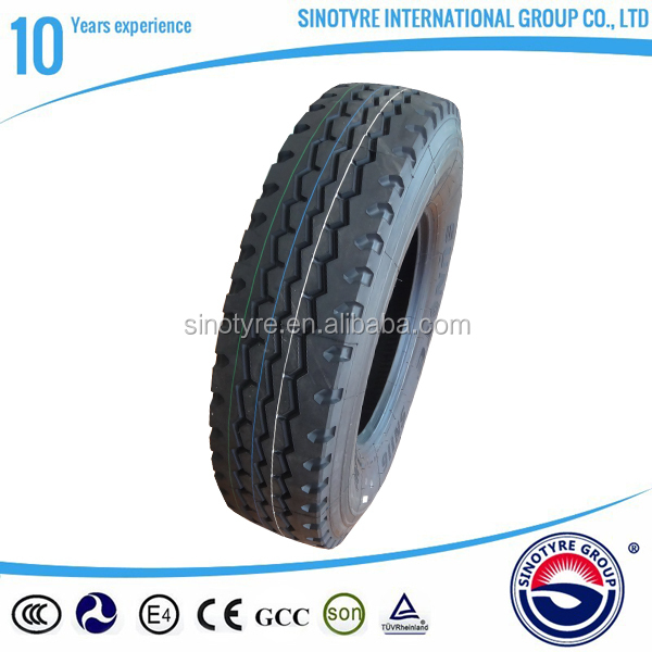 best chinese brand radial heavy duty 315/80r22.5 tire truck with ECE DOT GCC