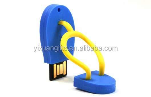 OEM Customized PVC 3D shoe Shape USB Flash Drive