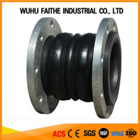NBR EPDM rubber expansion Joint Nylon tire cord fabric