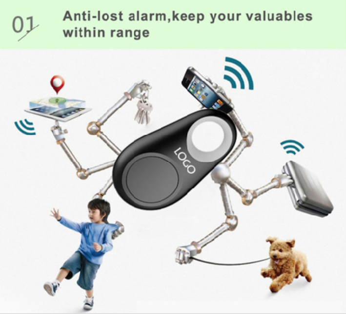 most popular raindrop 2016 new products bluetooth 4.0 itag anti lost alarm bluetooth key finder