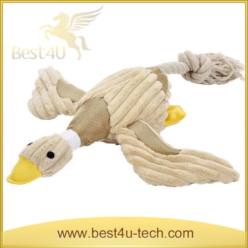 High Quality Duckling Pet Toy Molar Teeth Dog Toy Pet