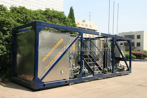 Mini Modified Emulsion Asphalt Plant, SBS, EVA, PE