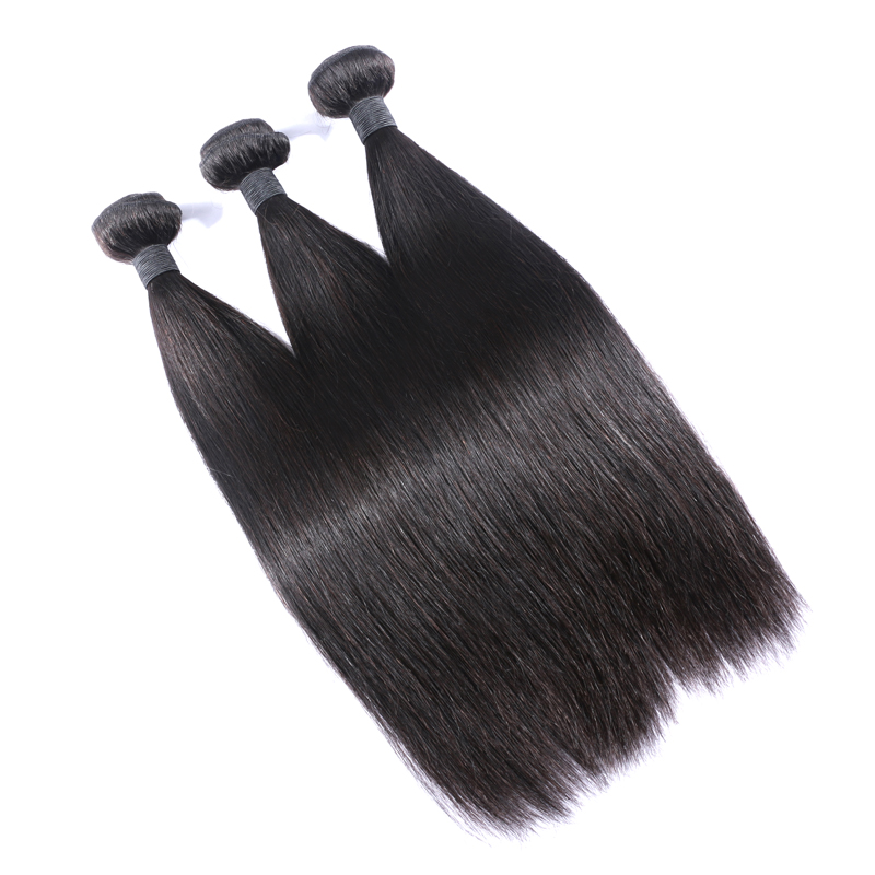 Alibaba Express Injection Keratin 100% Virgin Hair Human Straight Brazilian Hair