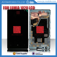 OEM NEW mobile phone accessory lcd display touch screen replacement with warranty for Nokia Lumia 1020