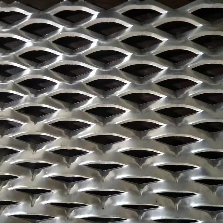 Factory price Aluminum expanded metal mesh