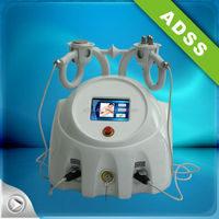 ultrasonic cavitation & tripolar RF weight loss and body contouring machine/body shape machine for salons