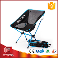 With 2 years warrantee 600d fabric foldable beach chair cart