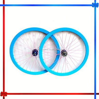 2015 HOT 114 tri-spoke bike wheels