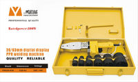 2013 Hot Sale YMG20-63A 800W Electronic digital Plasitc Pipe and Fitting Welding Machine