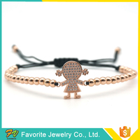 Fashion Accessories Bead Women Bracelet Made