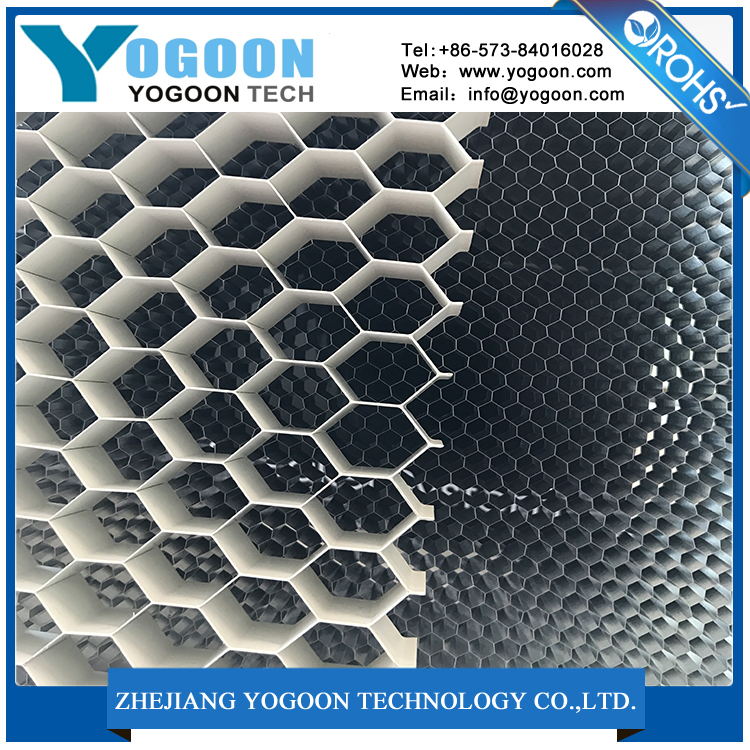 activated carbon air filter sheet 5052 aluminum foil