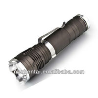 Extrem Wateroroof Rechargeable Flashlight CREE XML T6 LED Diving Torch With 5 Lighting Modes ZT1835
