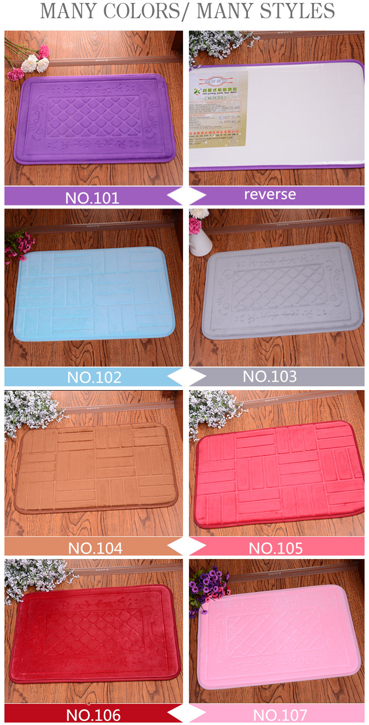Self adhesive Non-slip Comfortable Welcome Mat