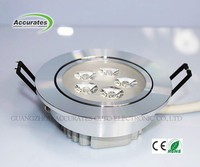 High brightness led ceiling lights 3W 5W 7W 9W 12W AC85-265V cheap air freight from china