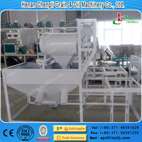 automatic rice flour mill machine