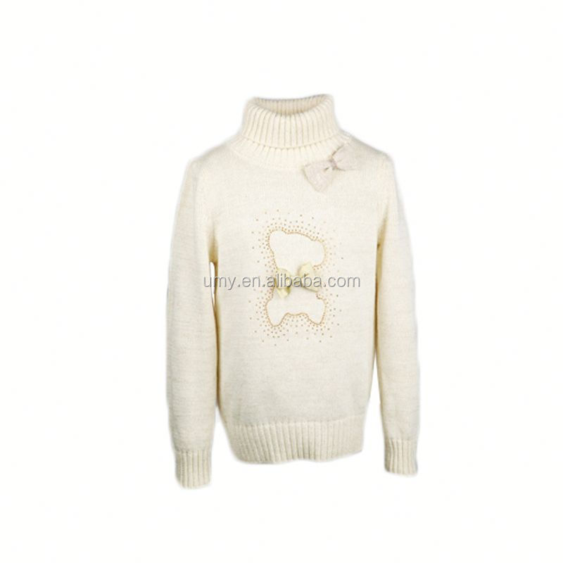 new design knitted pullover sweater