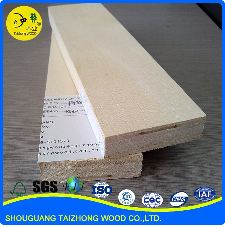poplar LVL wood door price