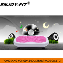 new products whole body vibration machine Ultrathin body slimming gym equipment