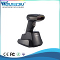 China Wireless RF433 100M android handheld laser barcode scanner