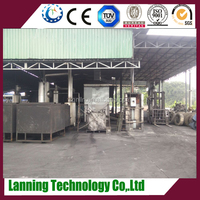 Low investment high profit waste plastic recycling machine price from China