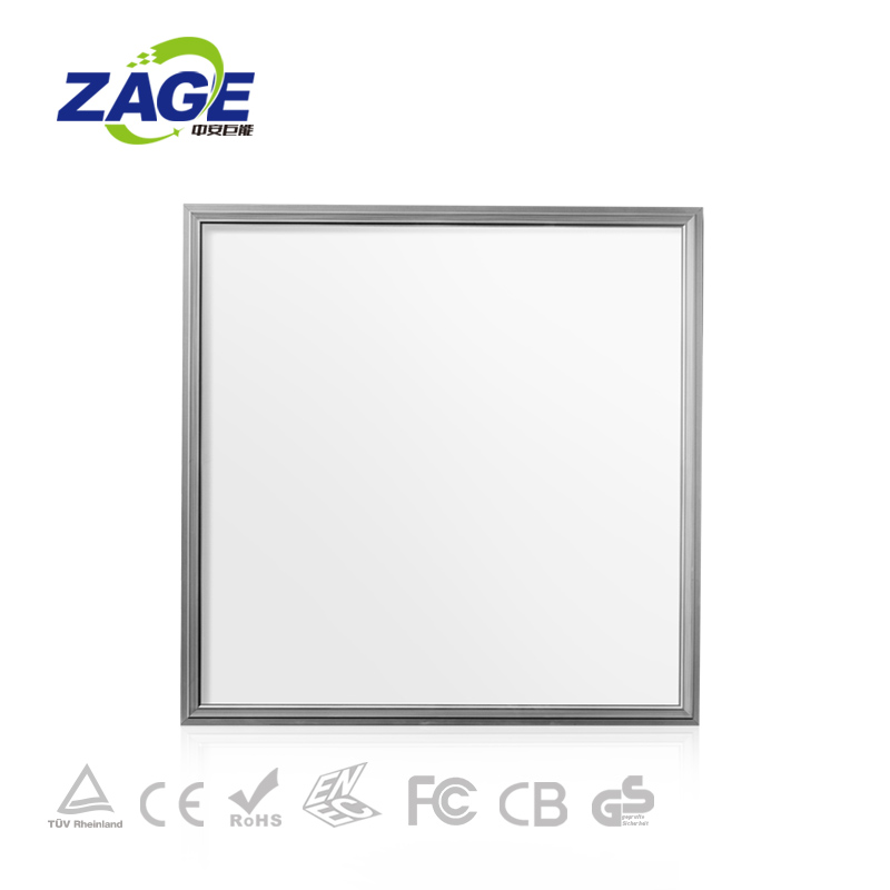 2016 ZAGE High Quality Square LED Ceiling Panel Light Dwonlights 600*600 24W/40W/50W